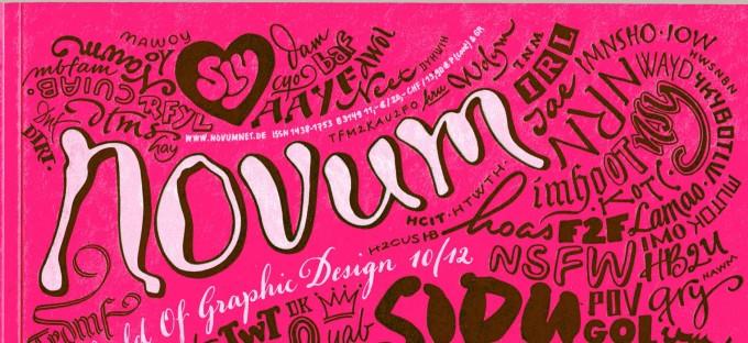 Novum Zeitschrift X-Design